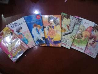 komik best seller remaja