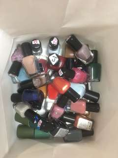 Nail Color classic