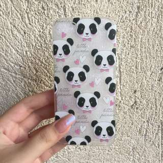 iPhone 5/5s/SE Panda Case