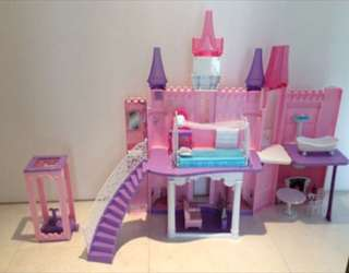 Barbie princess castle