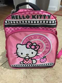 Hello Kitty Preschool Kids Backpack