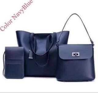 ❤️Korean Bag ( Set of 4 )