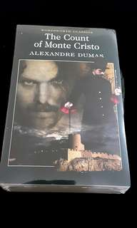 Novel Fiction THE COUNT OF MONTE CRISTO