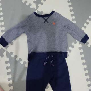 Carters Sweater Set