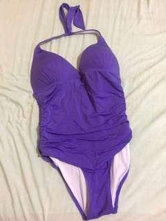 Plus size one piece swimsuit XL
