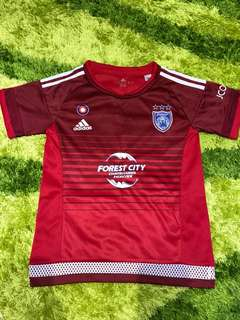 Adidas Johor Red Jersey