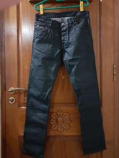 Jeans Black Slim Straight