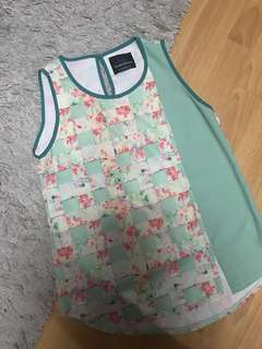 Plains and Prints Tops