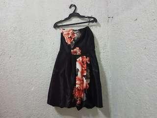Formal tube dress