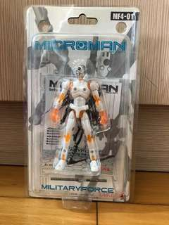 Microman Military Force MF4-01