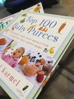 Top 100 Baby Purees Book