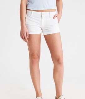 American Eagle Twill Shorts-New!