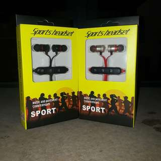 1040. Bluetooth Sports Headset