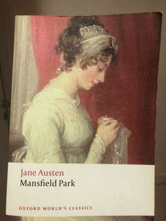 Mansfield Park - Jane Austen Oxford World's Classics