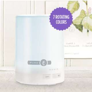 Ultrasonic Diffuser & Humidifier