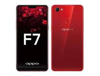 Oppo F7 bisa dikredit bunga 0%