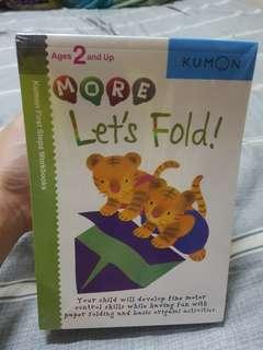 Kumon First Steps Workbooks