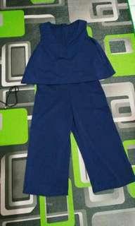 New Jumsuit navy blue
