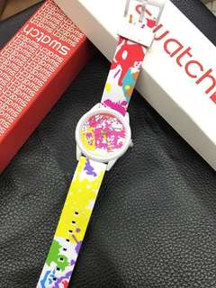 Swatch Authentic GRaDE