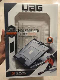 UAG MacBook Pro 13-inch cover