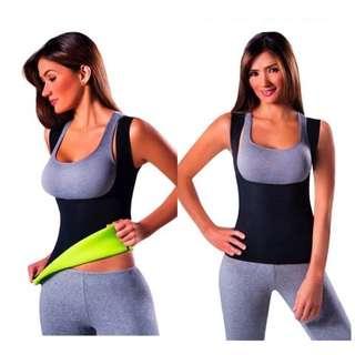 New Sexy Shaper Shirt Women Neoprene Slimming Shaper Hot Shapers