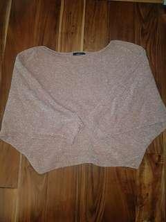 ZARA knit boucle
