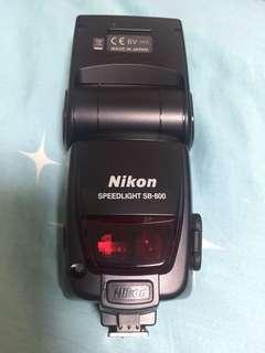 閃光燈 sb-800 Nikon