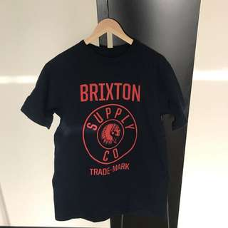 🚚 BRIXTON 短袖上衣