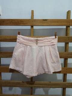 Korean lacey pant