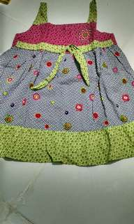 Dress anak motif SALE!!