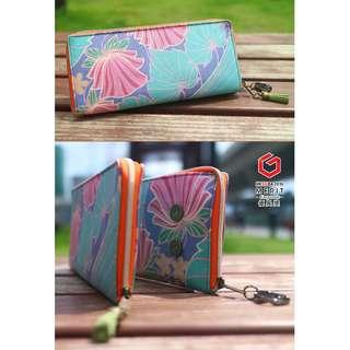 Wallet-Tote 我掏 : Blue Flamingo (ST221FB-JB)