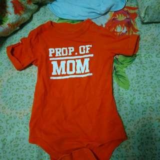 Prop of Mom Onesie