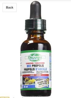 Propolis from Canada ... very cheap