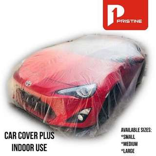 Pristine garterized car cover (small)