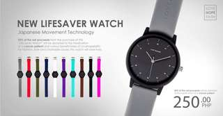 Life Saver Watches - HELP A CANCER PATIENT