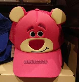 香港迪士尼反斗奇兵勞蘇造型Cap 帽