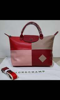 Authentic Longchamp Gary