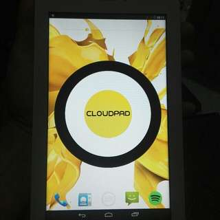Cloudpad 700qTV