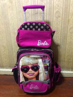 Original Barbie Bag Trolley