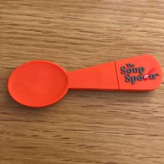 The Soup Spoon 4GB USB Thumb Drive
