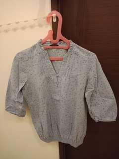 (Preloved) Baju Bunga merek Eprise