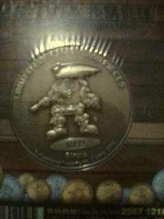 M&M 紀念幣 (有9款選擇)