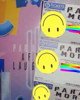 Paramore tickets