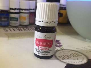 Young Living Frankincense EO 5ml new & sealed