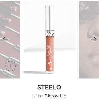 Colourpop x Ellarie Ultra Glossy Lip - Steelo (dupe for Fenty gloss bomb)