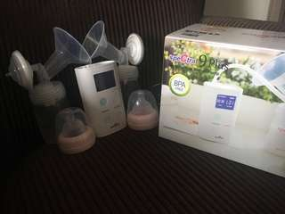 Breastpump spectra 9 plus