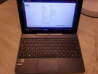 Asus T100TA mini tablet,  laptop,  notebook USED