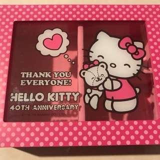 🚚 代售)Kitty 收納盒