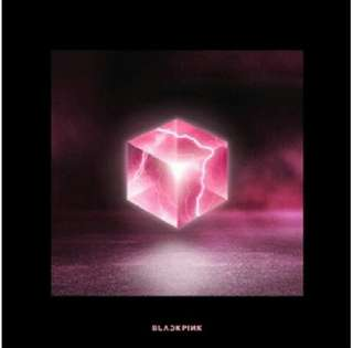 Blackpink 1st Mini Album: Square Up