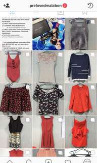 MORE FOR SALE ITEMS @ MY IG ACCOUNT